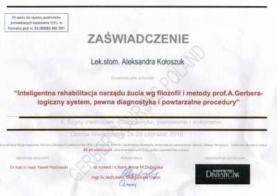 Aleksandra Żydałowicz 12