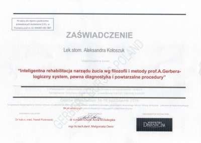 Aleksandra Żydałowicz 14