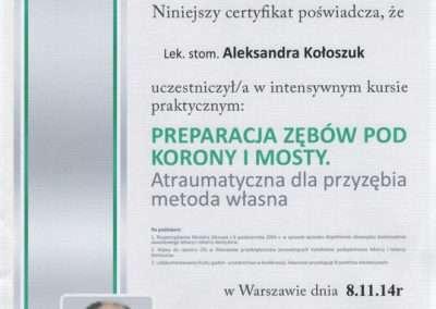 Aleksandra Żydałowicz 15