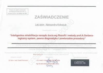 Aleksandra Żydałowicz 16