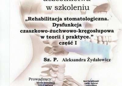 Aleksandra Żydałowicz 21