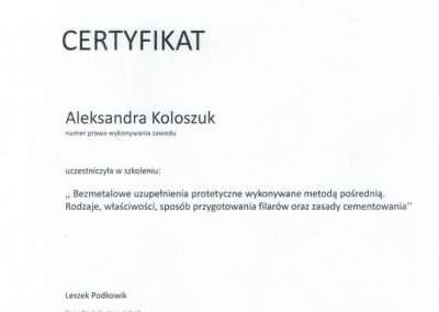 Aleksandra Żydałowicz 4