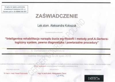 Aleksandra Zydałowicz 10